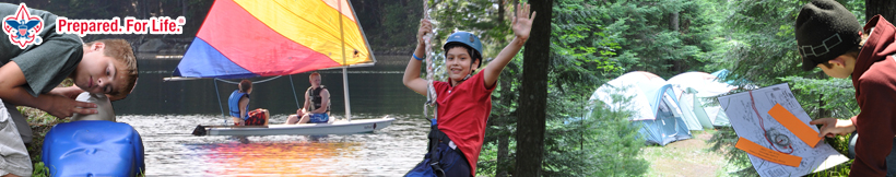 2009 Lewis & Clark Scout Reservation